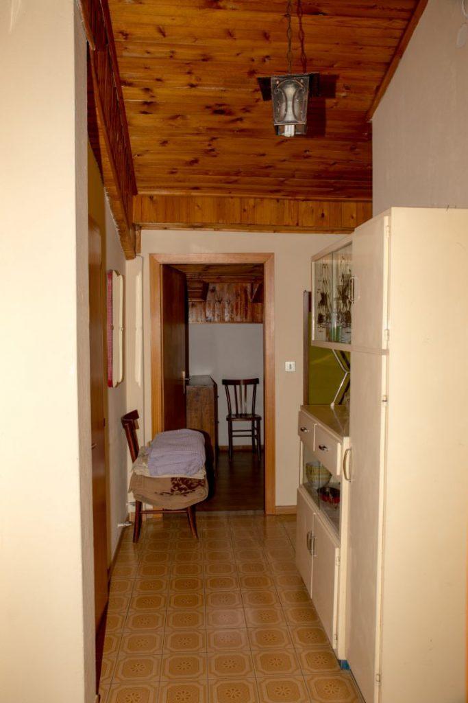 Corridoio mansarda
